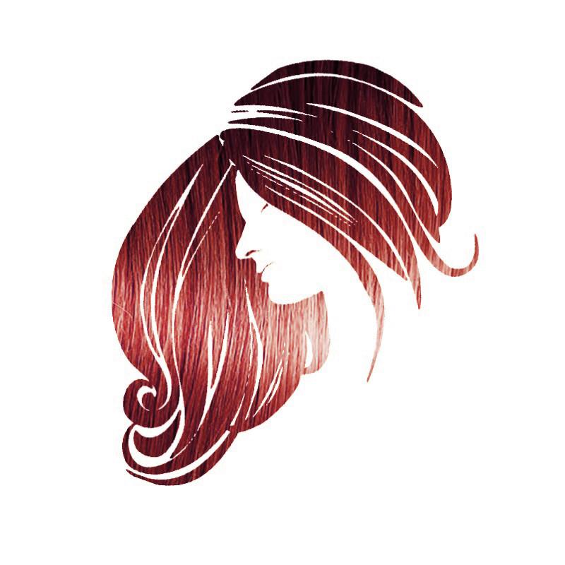 Henna Maiden Wine Red