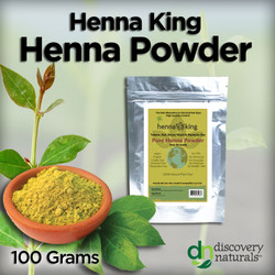 HennaKing Henna Powder (100 grams)