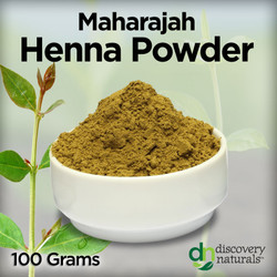Maharajah Henna Powder (100g)