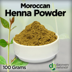 Moroccan Henna Powder (100g)