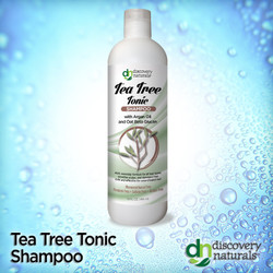 Tea Tree Tonic Shampoo