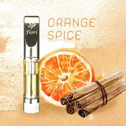 Fiori Pure CBD Vape Cartridge - Orange Spice