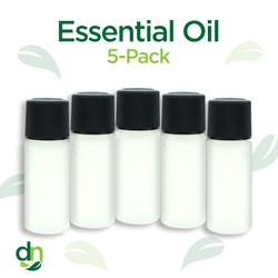 5 Essential Oil Pack