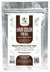 Henna Maiden Chocolate Dark Brown