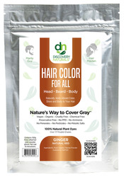 Henna Maiden Ginger Natural Red