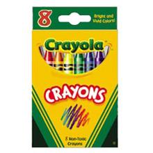 Crayola 8 Pack