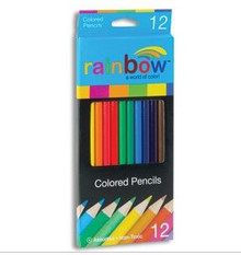 Colored pencils, the perfect addition to an adult coloring book.