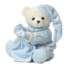 Blue Dreamy Lullaby Bear