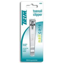 Trim toenail clipper