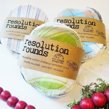 Rescued/Resolution Rounds Facial Cleansing Pads