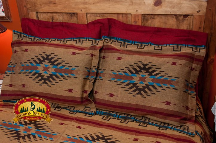 Isleta Southwest Pillow Sham