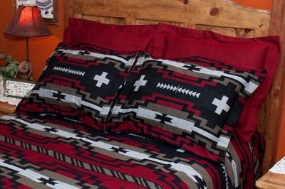 Southwest Pillow Sham Laguna