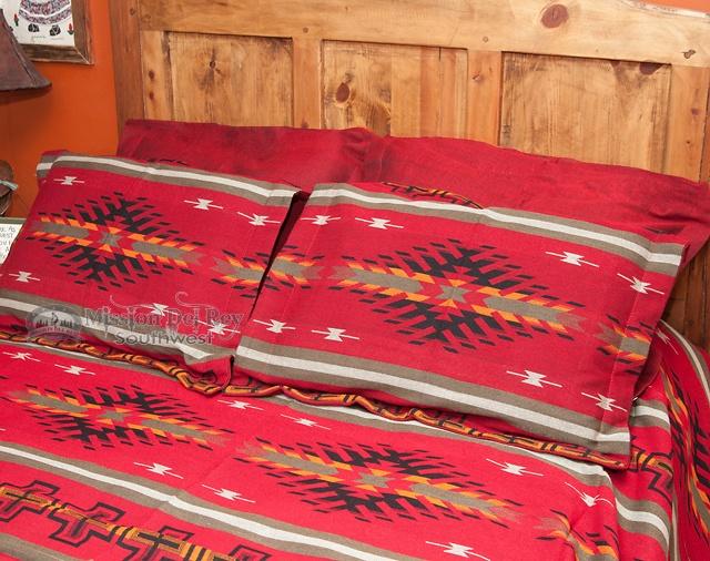 Southwest Pillow Sham Santa Clara