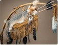 native american bows and arrows