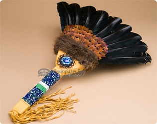 Native American Fan