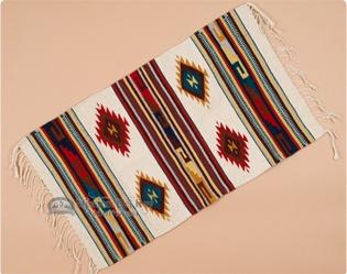 Zapotec throw rug