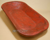 Tarahumara Painted Bowl - Red