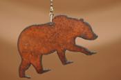 Metal Chainpull - Bear