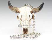 Resin Ceiling Fan Pull Chain - Skull