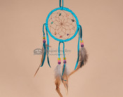Native American Dream Catcher - Turquoise