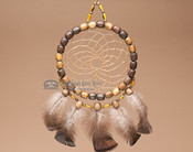 Native American Dream Catcher - Beaded