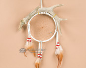 Antler Dreamcatcher Wall Art - 6""