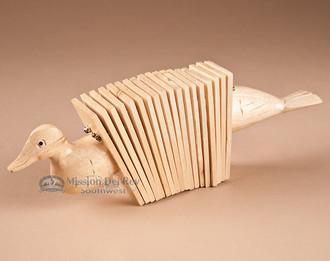 Wooden Quacking Duck