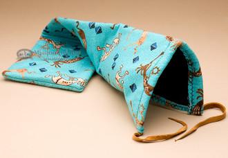 "Native American Flute Bag 20"" -Kokopelli"