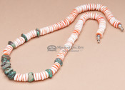 Native American Tigua Jewelry Necklace -20""