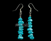 Pueblo Turquoise Earrings