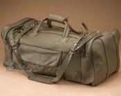 Genuine Cowhide Duffle Bag