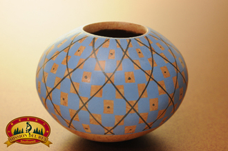 Small Painted Mata Ortiz Pottery