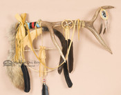 Elk Antler Native American Wall Art