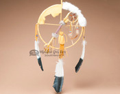 Navajo Medicine Wheel Talking Stick Combo