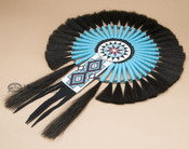 Navajo Horse Hair Dance Bustle