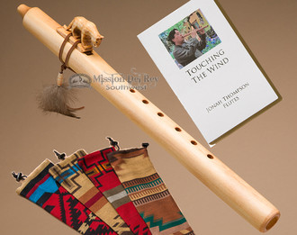 Native American Flute Natural Mountain Lion