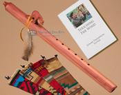 Native American Cedar Flute Bear