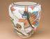 Beautiful Painted Acoma Pottery Vase