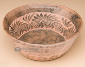 Native American Horse Hair Bowl -Navajo (p245)