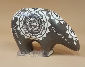 Navajo Pottery - Spirit Bear