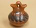 Horsehair Navajo Wedding Vase