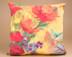 "Indoor Outdoor Climaweave Pillow 18"" -Flowers"