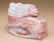 Navajo Alabaster Carving - The Potter