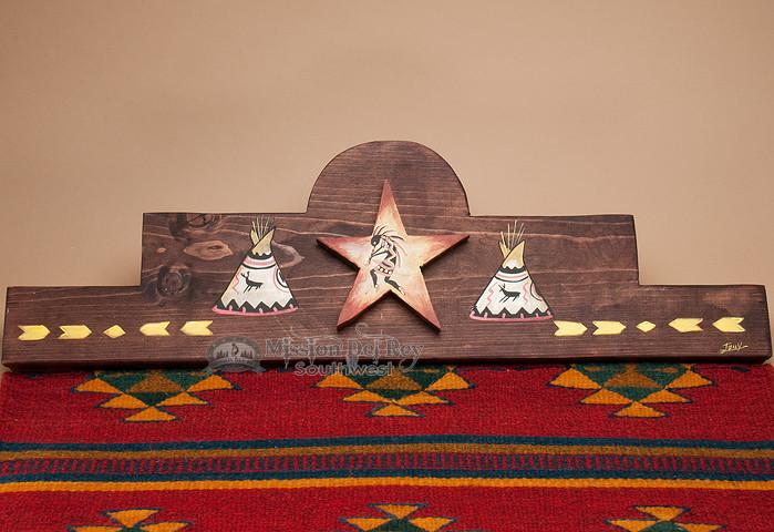 Southwestern Zapotec Rug Wall Hanger 30 Quot Teepee Rh35