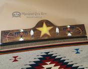 Southwestern Rug Hanger - Thunderbirds