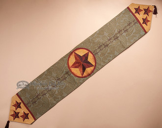 Southwestern Table Runner - Star