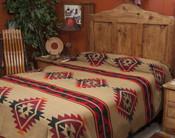 Yavapai Southwest Bedspread Front Side