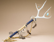 Antler Top Dream Catcher Trail Marker
