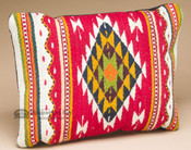 Zapotec Hand Woven Wool Pillow