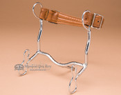 Unique Western Horse Bit Display Easel 6.5""